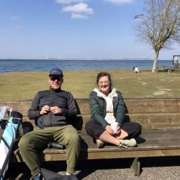Zeeland vakantie windsurf sup kajak meer outdoor